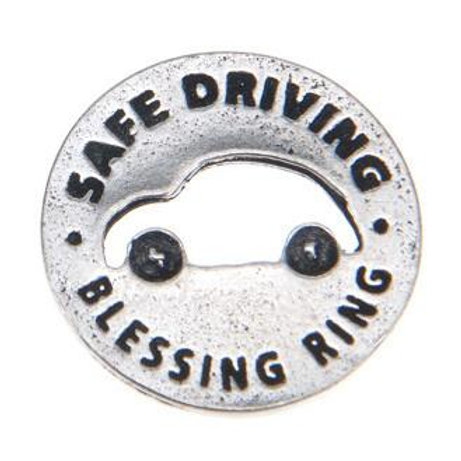 Blessing Ring- Safe Driving