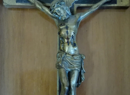 Bleeding Crucifix of the Servant of God Padre Domenico da Cese, Capuchin