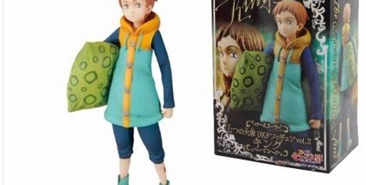 Action figure - King - Nanatsu no taizai