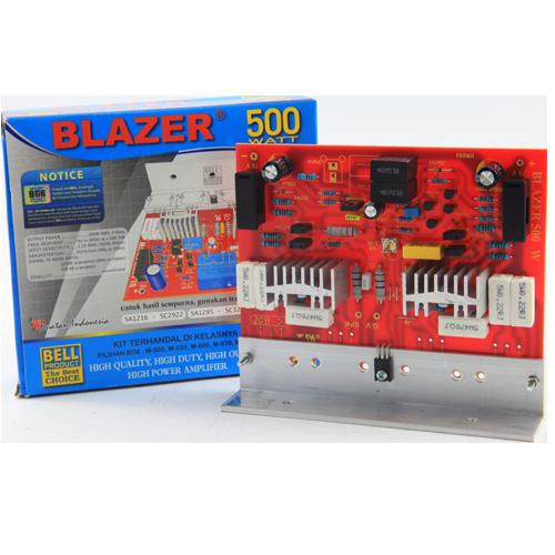 BLAZER 500 W-TR