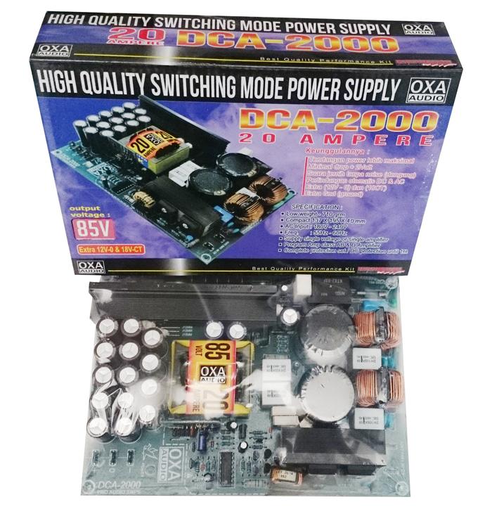 SMPS DCA 2000 - 20A 85V