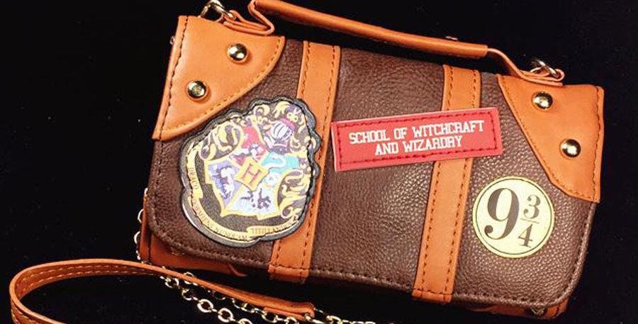 Bolsa Hogwarts Harry Potter Bolsa