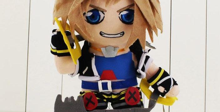 Pelucia - Sora - Kingdom Hearts 31cm