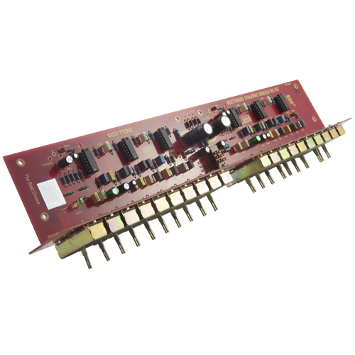 STEREO GRAPHIC EQUALIZER (2)
