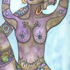 Vessel Goddess