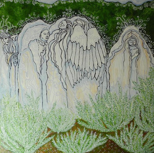 Sage Wisdom White Mud Formations Eastend SK