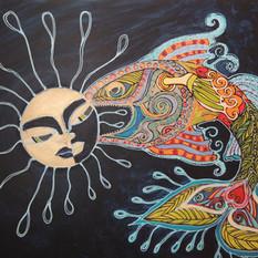 Morocan Moon Fish