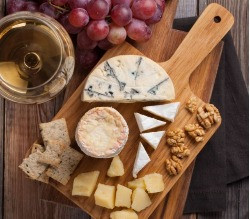 Wine and Cheese have a lot in common, other than the fact that they pair so well together.