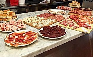 Platters of Charcuterie