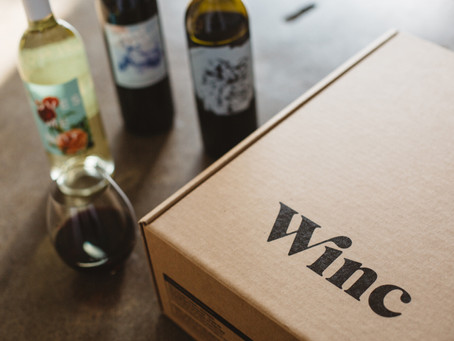 Winc.com, enjoy wines you can only buy from them
