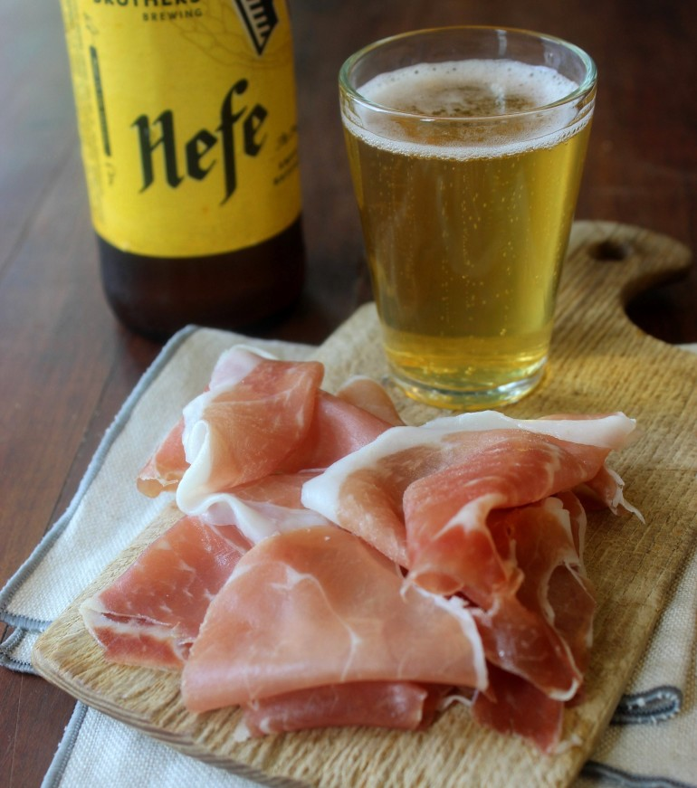 Charcuterie and Craft Beer
