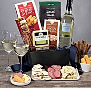 white-wine-charcuterie-gourmet-gift-bask