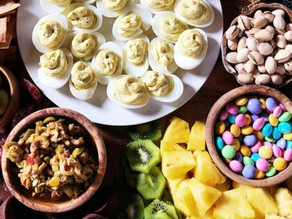 Easter Feast Charcuterie Platters