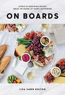 on Charcuterie-boards book
