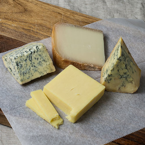 Charcuterie Cheeses to Pair with Port wines