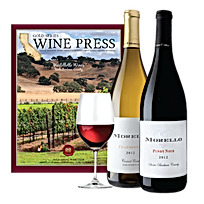 Gold Medal Wine Club Newsletter and Wines