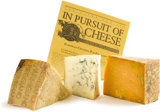 """""""The Gourmet Cheese of the Month Club"""""""