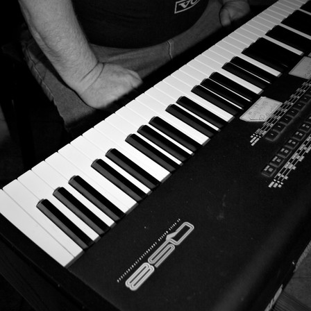 Keyboards the Newest addtion to the Band