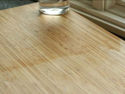 Be sure to use Cutting Board Oils and Board Creams