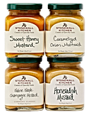 mustard-collection-set-of-four-stonewall
