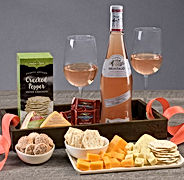 rose-wine-charcuterie-gourmet-gift-baske
