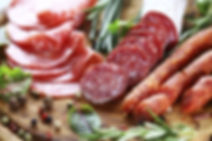 Charcuterie Style cured and dried meats