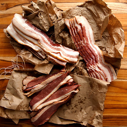 Charcuterie Bacon - Three styles to try