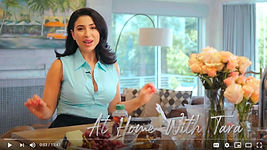 at home with tara how to make charcuterie platter