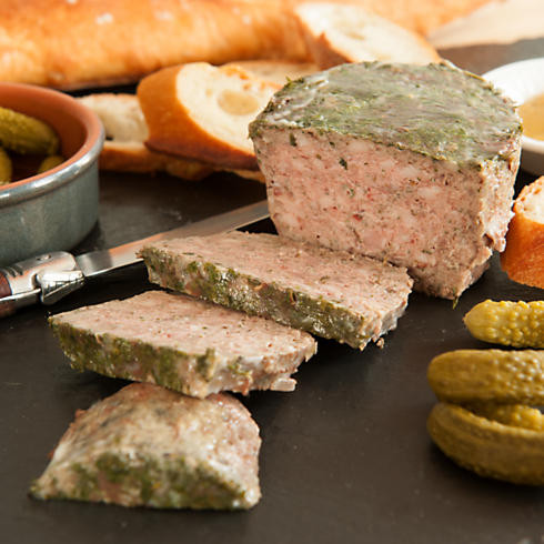 Charcuterie French Country Style Pate