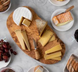 Join a Gourmet Cheese Club
