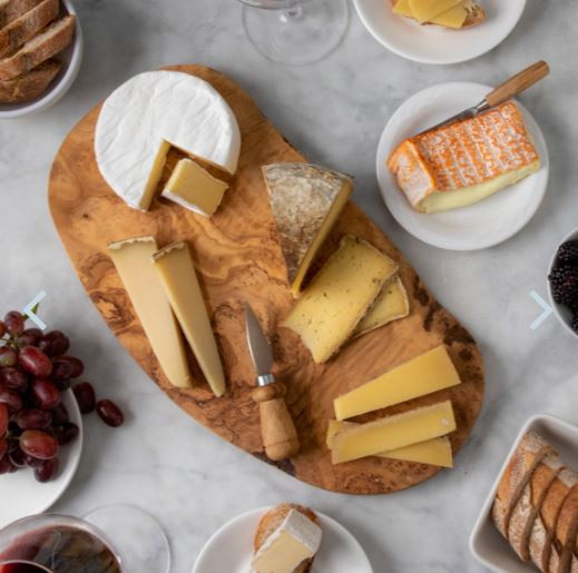 Join a Gourmet Cheese Club