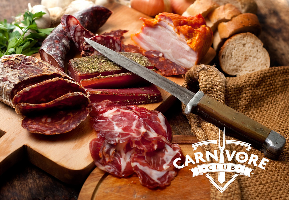 Carnivore cured meat of the month club