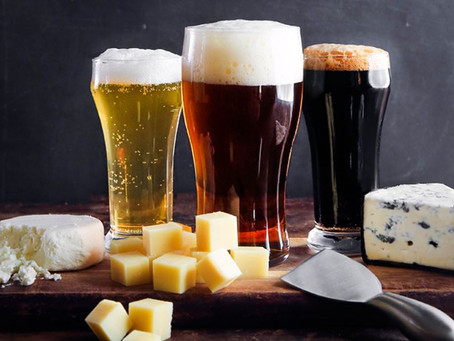 How to pair Cheese & Beer like a Pro