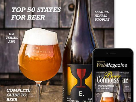 """The """"Beer Connoisseur"""" is the Best online Beer Publication ever!"""