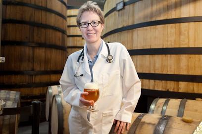 New Belgium Brewing Doctor