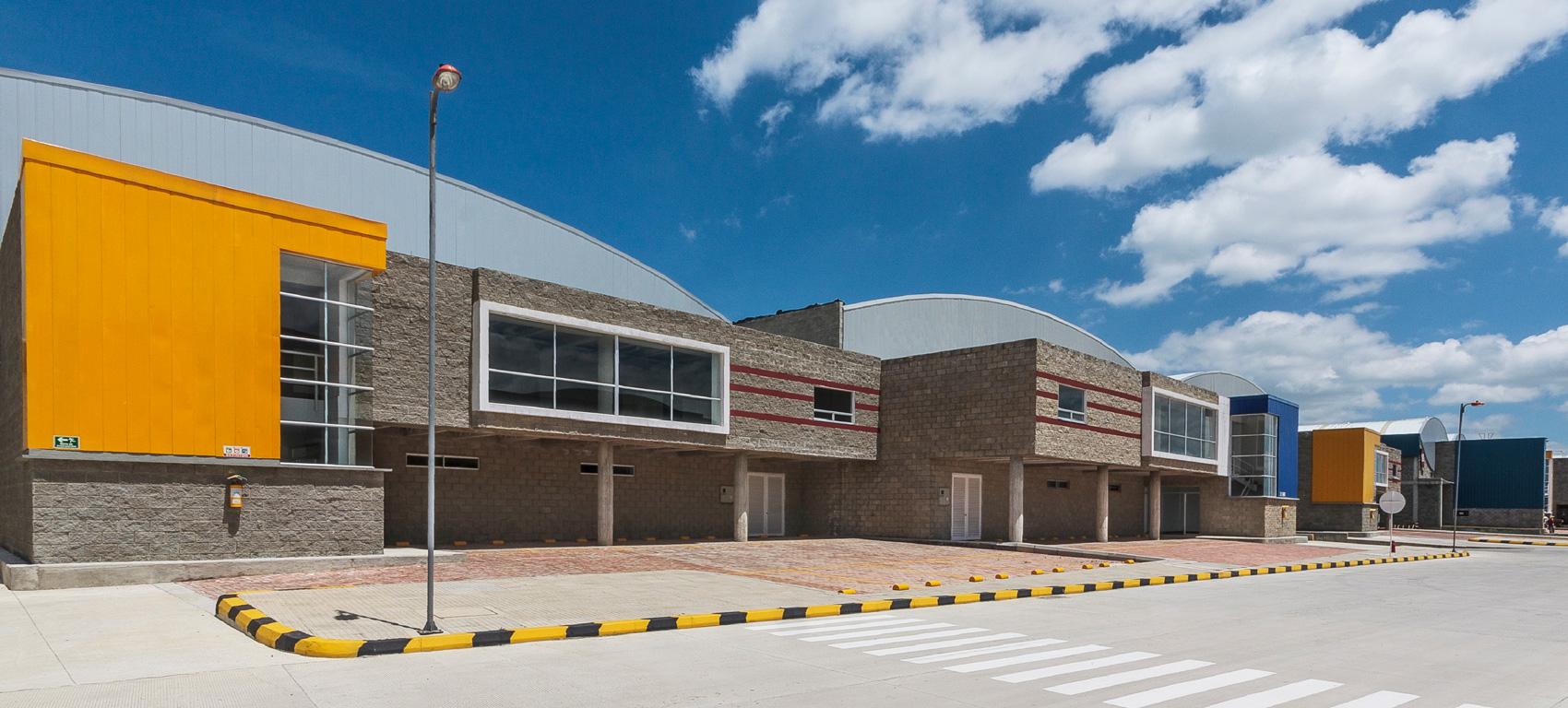 Parque industrial la florida