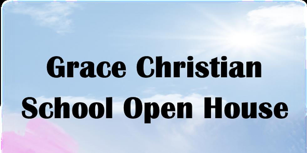 Grace Christian School Open House