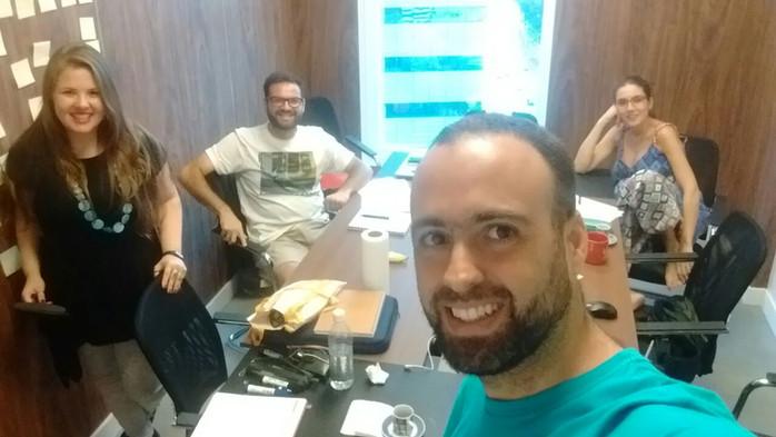 Projeto Douradinho 2017 - preparativos