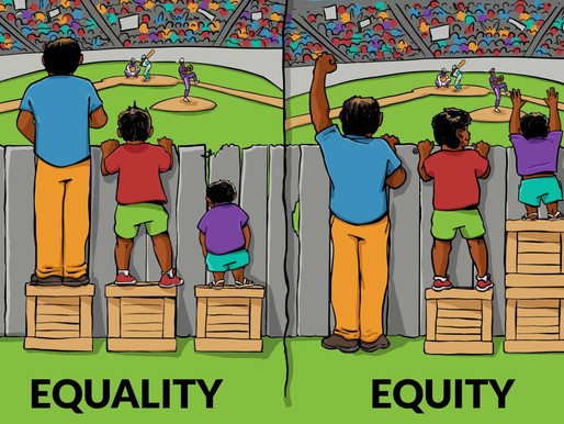 Equity, Equality and The Future of Work