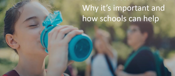 Increasing Access to Drinking Water in Schools: New CDC Microlearning Modules Available