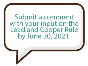 Lead and Copper Rule Revision on Pause: Public Input Invited