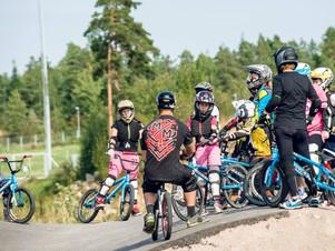BMX Racing starttikurssi