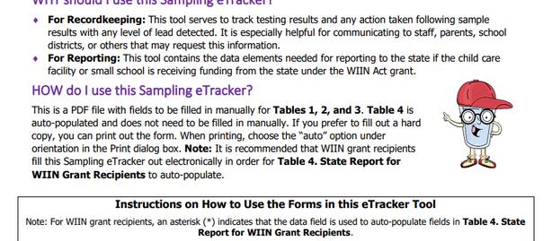 EPA Adds New Interactive Data Tracking Tool