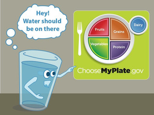 The 2020-2025 Dietary Guidelines for Americans:  Add Water!