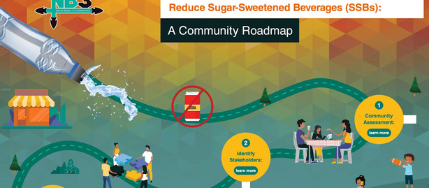 NB3 unveils interactive resource for communities to reduce SSBs, increase water consumption