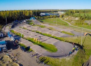 2016 PM-kisat Pyöräkrossiparkissa