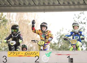 BMXH:n Kasperille 3. sija Latvian Cupissa