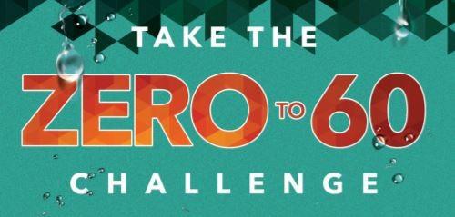This November, Take the Zero to 60 Challenge