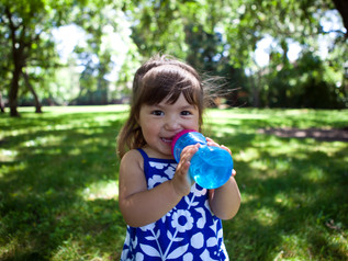New CACFP Regs Say Offer Water to Children