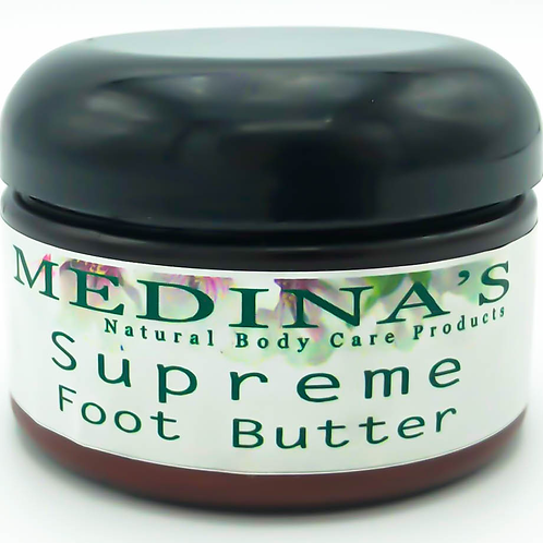Supreme Foot Butter